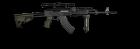 AK - 47 Kalashnikov
