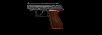 Heckler G Koch P96